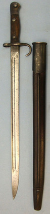 Wilkinson British 1909 Dated, 1907 Pattern Sword Bayonet By Wilkinson With Hooke  Blades
