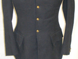 Attributed Derbyshire Imperial Yeomany Officers Uniform & Cap Attributed Derbyshire Imperial Yeomany Officers Uniform & Cap