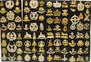 Collection of British Cap Badges Collection of British Cap Badges for sale in United Kingdom