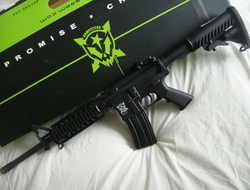 APS M4 RIS 6mm  Airsoft Guns For Sale in Merseyside