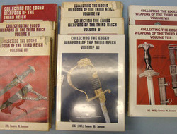 'Collecting The Edged Weapons Of The Third Reich. (Volumes 1-8) Thomas M. Johnson