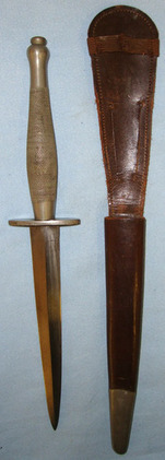RARE, Original WW2, 2nd Pattern, British Officer  Blades