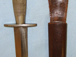 RARE, Original WW2, 2nd Pattern, British Officer  Knives