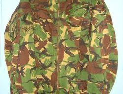 Original British NATO Airborne/ Parachutists Camouflaged Smock With Union Flag & Original British NATO Airborne/ Parachutists Camouflaged Smock With Union Flag &