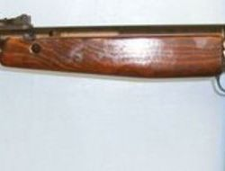 Diana G80 CUT-AWAY Instructional/ Demonstration, Sectioned .177 Calibre Air Rifle .22  Air Rifles