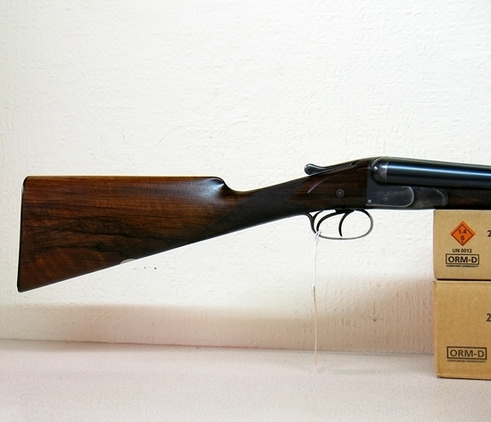 Greener, W.W. Game Shotguns