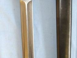 Swiss Model 1918 Schmidt Rubin Bayonet For M1911/M1931 Rifles & M41-M44 Sub Mach  Bayonets