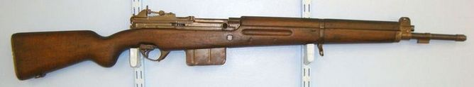 FN - Fabrique Nationale de Herstal 1952 Military Contract FN Model 49, (FN-49) Self Loading Rifle (SLR). Rifles