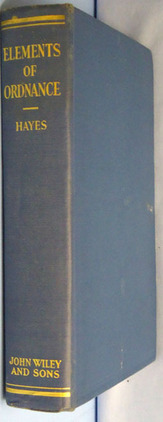 Elements of Ordnance 'A textbook for Use of Cadets of the United States Military Elements of Ordnance 'A textbook for Use of Cadets of the United States Military Accessories