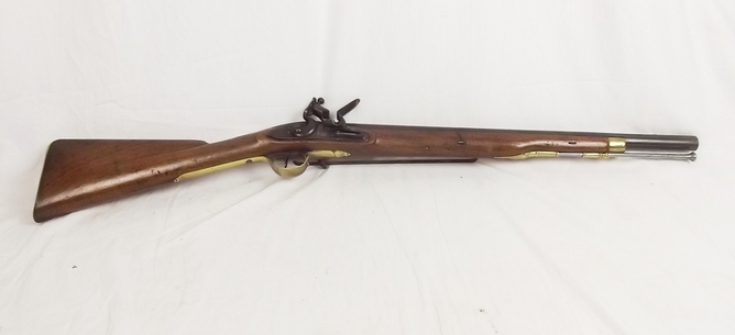 British Circa 1785 Flintlock Cavalry Carbine by Egg Caval Rifles