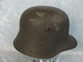 WW1 Austrian Stahlhelm Helmet Reused in by Nazi Germany in WW2 for sale in United Kingdom