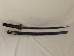 Japanese circa 1750 signed Wakizashi Sword  Swords