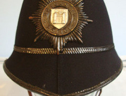 Doncaster King's Crown Badged Constabulary Constable's / Sergeant's 2 Panel Nigh Doncaster King's Crown Badged Constabulary Constable's / Sergeant's 2 Panel Nigh