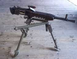 !!!SALE TEMPORARILY SUSPENDED!!! WW2 Czech Made ZB-37 Heavy Machine Gun with its ZB 37 Heavy Machine Gun With Tripod   Machine Guns