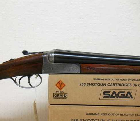 Zabala County De-Luxe Game Shotguns