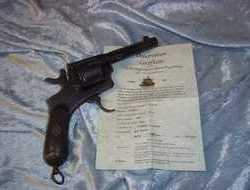 Castellani, Bruno Model 1899 Pistol / Hand Guns For Sale In Hamps...