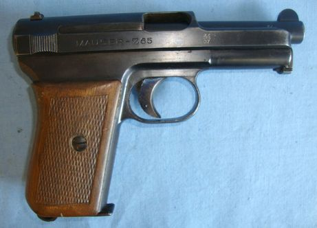 Mauser Military/Police Mauser Model 1914/34 7.65mm Calibre Pocket Pistol Pistol / Hand Guns