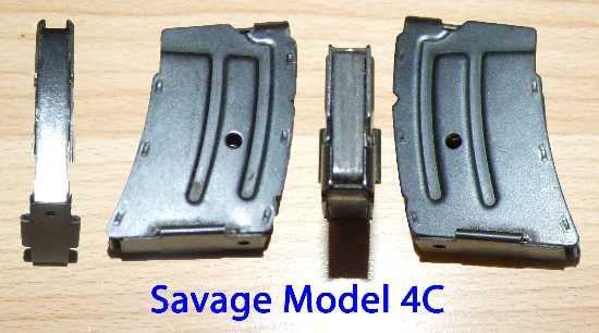 .22 Savage 4C magazine BRNO 511 & ANSCHUTZ 520/525  Accessories