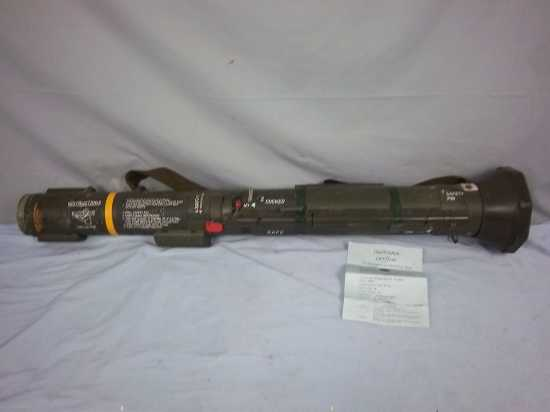 American Made M136 Rocket Launcher New Spec Dea  Other Military Guns