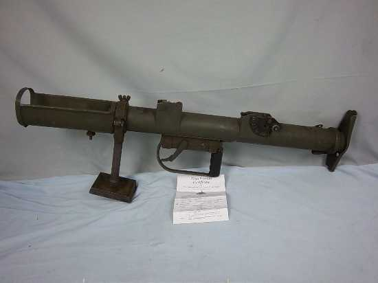 WW2 Era British PIAT (Projector, Infantry, Anti  Other Military Guns