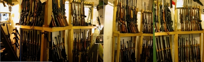 Vintage Military and Sporting Rifles