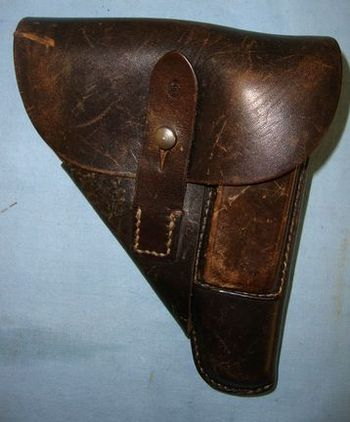 eco WW2 German Holster For Walther PPK Semi Auto Pistols  Accessories