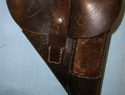 eco WW2 German Holster For Walther PPK Semi Auto Pistols