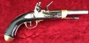 Napoleonic era French Military Flintlock Officer's Pistol. Ref 7959   Muzzleloader for sale in United Kingdom