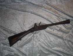 c1800 French Flintlock Blunderbuss Musket