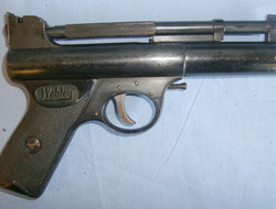 Webley / Webley & Scott Webley Mark 1 .177  Air Pistols