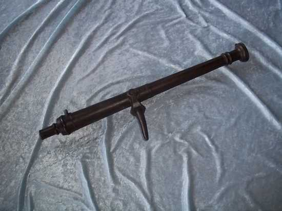 Bronze Malayan Lantaka 19th Century Ships Deck Swivel Cannon  Other Military Guns