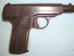 Walther 1st Patt Walther Model 4 7. 65 mm Semi-auto