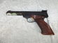 A New Specifications Deactivated 1970's Belgium Browning Sport Semi-Auto Pistol    .22 for sale