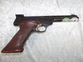 A New Specifications Deactivated 1970's Belgium Browning Sport Semi-Auto Pistol    .22