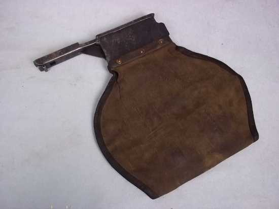 German WW2 MG42 Spent Ammo Catcher  Accessories
