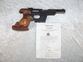 A New Specifications Deactivated Walther GSP Pistol Cal.22   .22 Muzzleloader