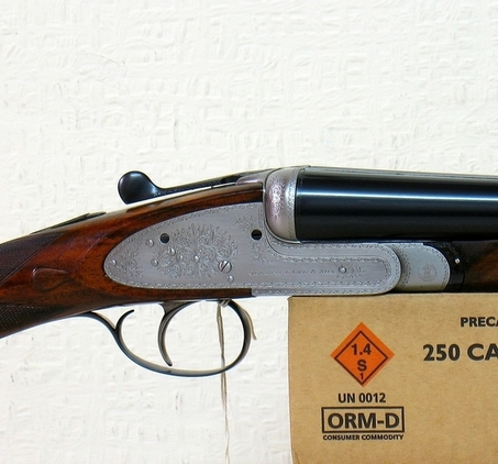 Lang, Joseph Single trigger sidelock ejector Shotguns