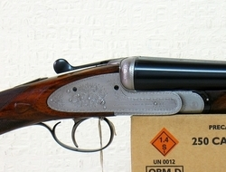 Lang, Joseph Single trigger sidelock ejector 12 Bore/gauge Side B...