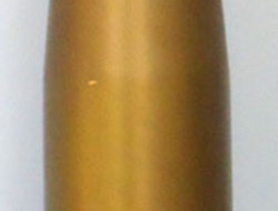 British L7 (105x617R) Tank Gun Practice Flash Round INERT Mint Unfired British L7 (105x617R) Tank Gun Practice Flash Round