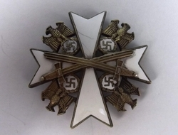 WWII 4th Class German Third Reich Order of the German Eagle