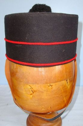 Hobson & Sons London Ltd WD Gurkha Uniform Pill Box Hat Accessories
