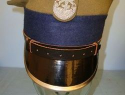 1935 Pattern Polish Army Mechanized Troops & National Honour Guard Rogatywka Gar Garrison Cap