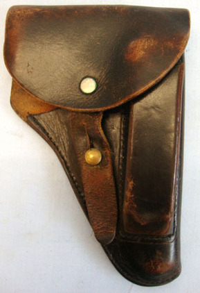 'Ortgies' 7.65mm Semi Auto Pistol Holster Nazi 'Ortgies' 7.65mm Semi Auto Pistol Holster Accessories