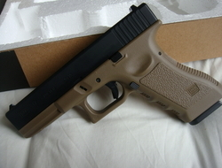 Army Armament Glock 17 6mm  Airsoft Guns For Sale in Merseyside
