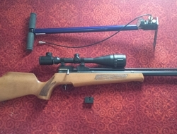 Falcon Airguns FN19. 22 Air Rifles