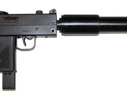 Ingram MAC-10 9 mm Submachine Guns For Sale in Staffordshire