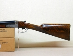 Bernardelli, Vincenzo Merlin 12 Bore/gauge Side By Side