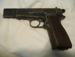 Browning BROWNING HIGH POWER PISTOL   Pistol / Hand guns For Sale...
