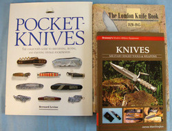 Knife Books By Different AuthorsA Collection Of 3 x Knife Books By Different AuthorsA Collection Of 3 x