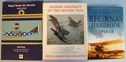 Collection Of Three WW1 Aviation Books. Collection Of Three WW1 Aviation Books.